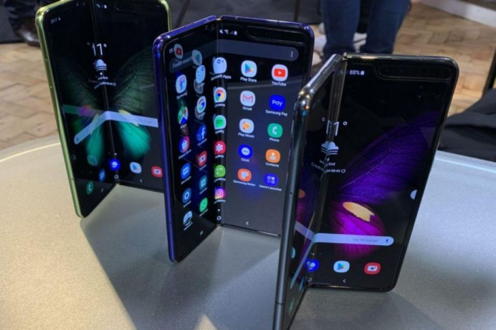 Samsung Galaxy Fold will be available for pre-booking again today, know more