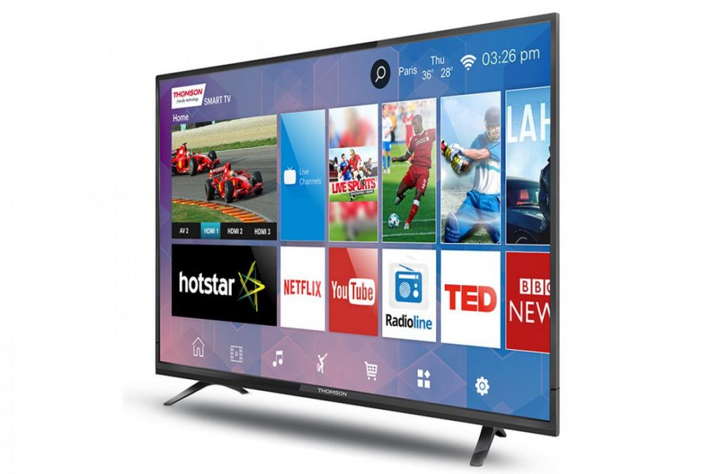 Big Diwali Sale: Golden opportunity to buy this TV from Thomson for Rs