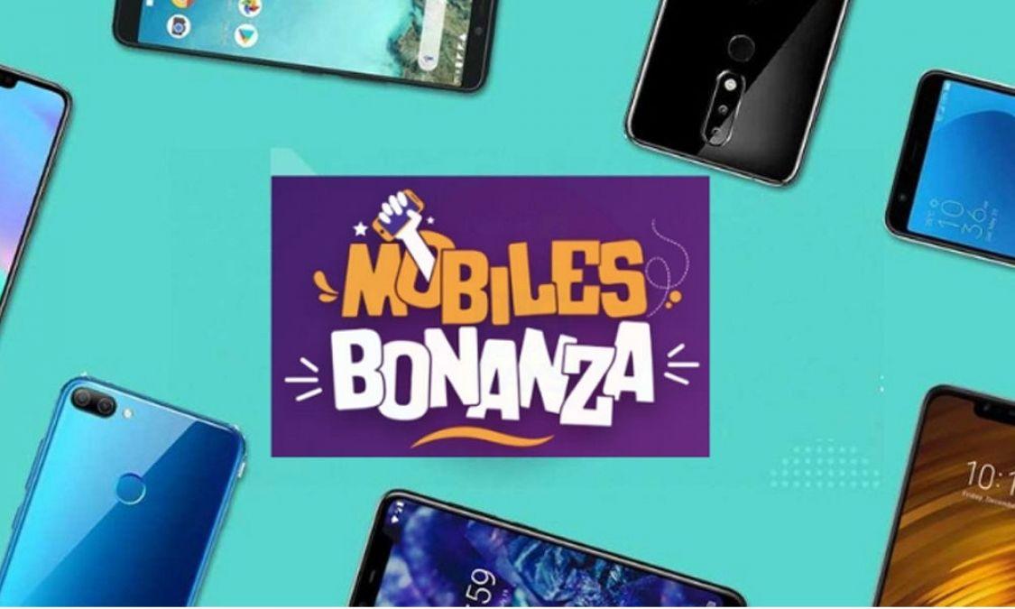 Flipkart Mobiles Bonanza Sale: Grab these amazing smartphones with special discounts