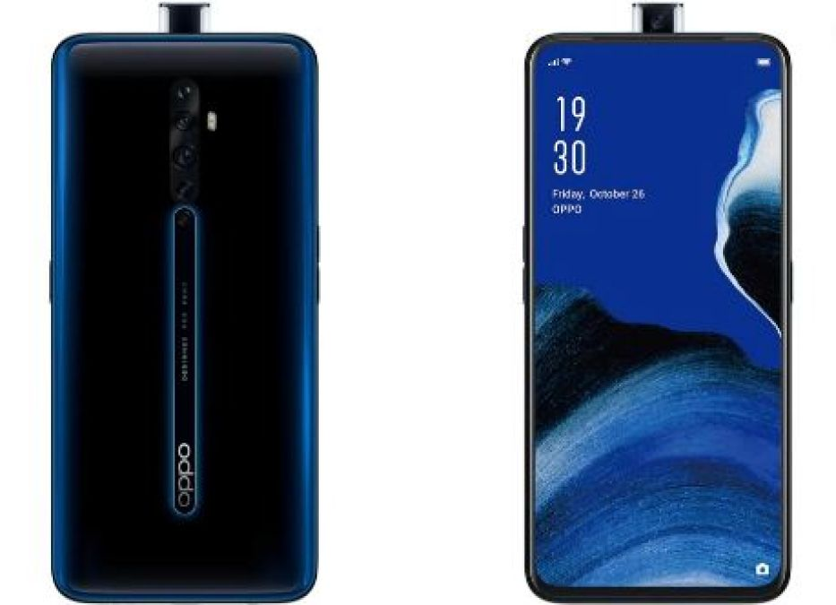 OPPO Reno 2 Z will be available on sale from today, know