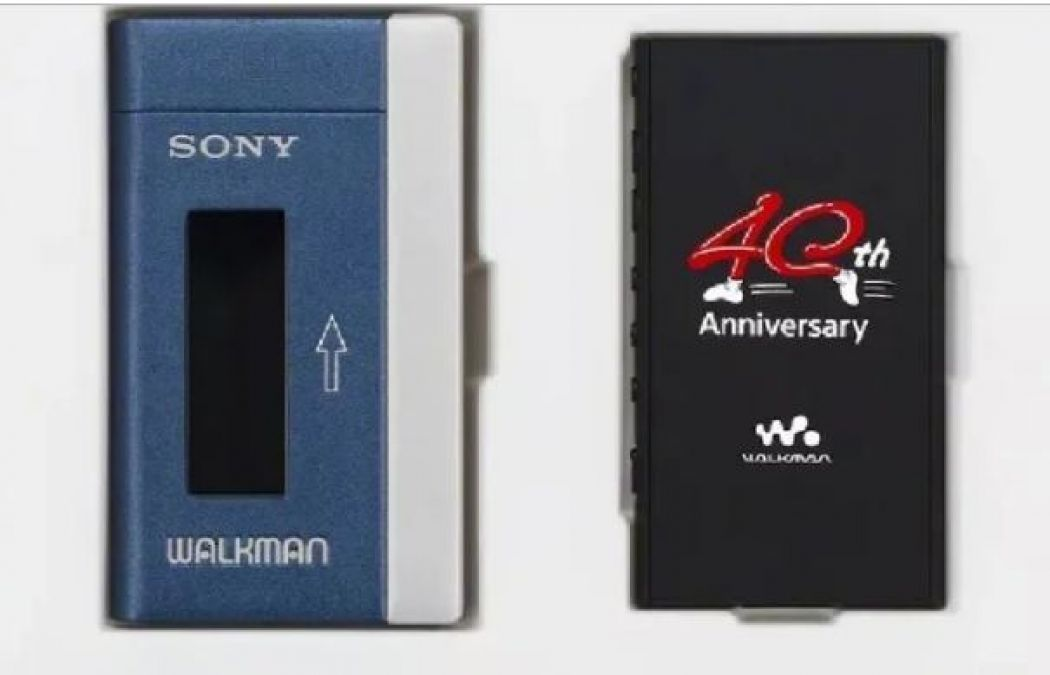 Sony introduced the 40th edition of its popular Walkman, you will also be crazy after knowing its features!