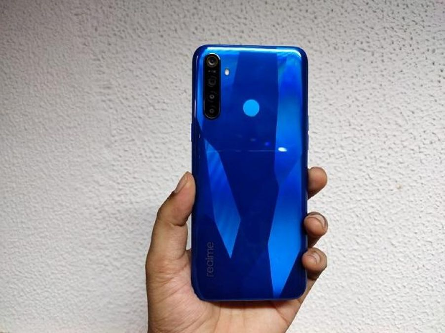 1.20 lakh units of Realme 5 smartphone sold, One more chance for customers to buy it