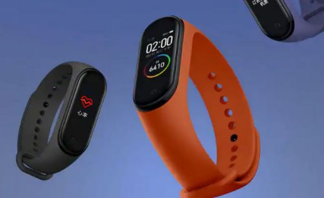 Mi Band 4 to be equipped with modern technology, will launch on this day
