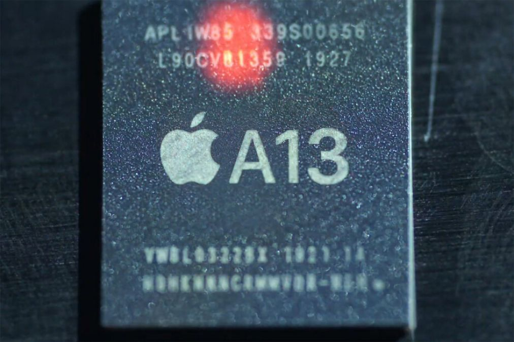 A13 Bionic chip is equipped with modern technology, the reason for iPhones being powerful