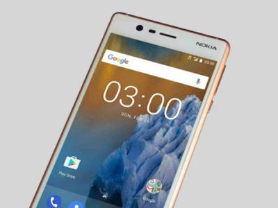 Nokia 3 स्मार्टफोन के लिए पेश हुआ एंड्रॉयड 7.1.1 नॉगट अपडेट