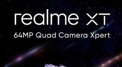 Realme XT smartphone launch date revealed, here's complete detail