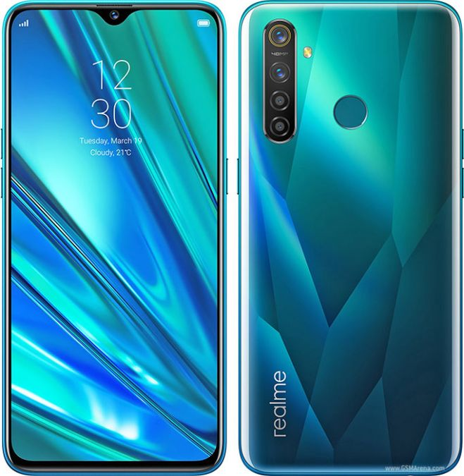 Realme 5 Pro smartphone sale start again on this