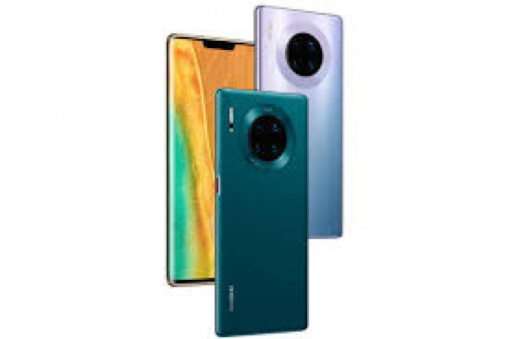 Huawei Mate 30 and Mate 30 Pro launched for sale, know other features