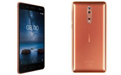 Nokia 8 का 6 जीबी और 128 जीबी वेरिएंट यूरोप में हो सकता है लांच