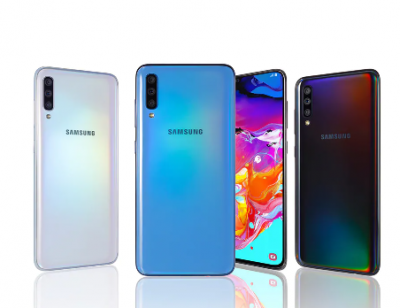 Samsung Galaxy A70s available in sale from today, know cashback offers