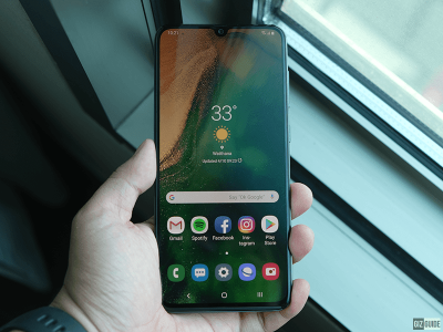 Samsung Galaxy A70 launched, read Price, specifications and other details