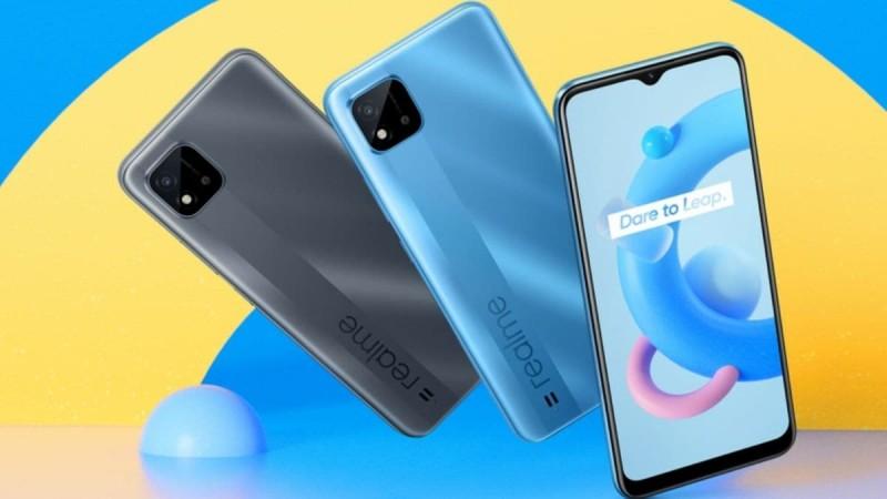 Realme C20 मार्किट में बिक्री के लिए हुआ लॉन्च, जानें क्या है फीचर्स