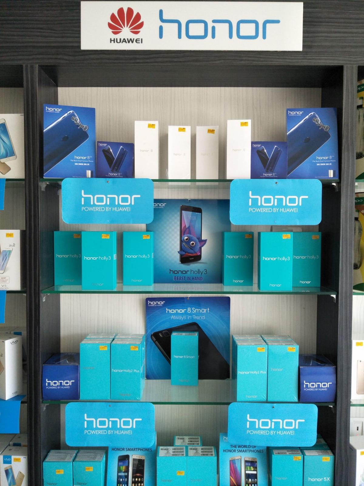 Honor aims to grab 15-20 per cent market share in India by next year