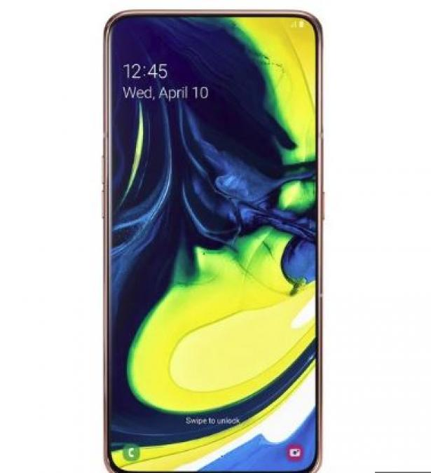 This is when Samsung Galaxy A80 to be launched in India, read specifications, price and other details