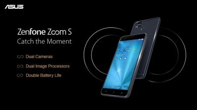 Asus Zenfone Zoom S Launches Launched In India