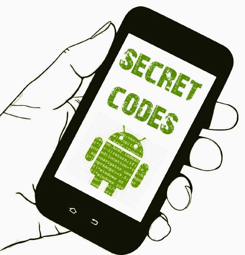 Know the secret information of your smartphone with these secret codes