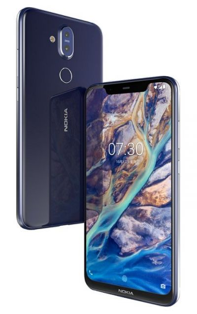 6GB RAM variant of Nokia 8.1 will lauch in India on this date