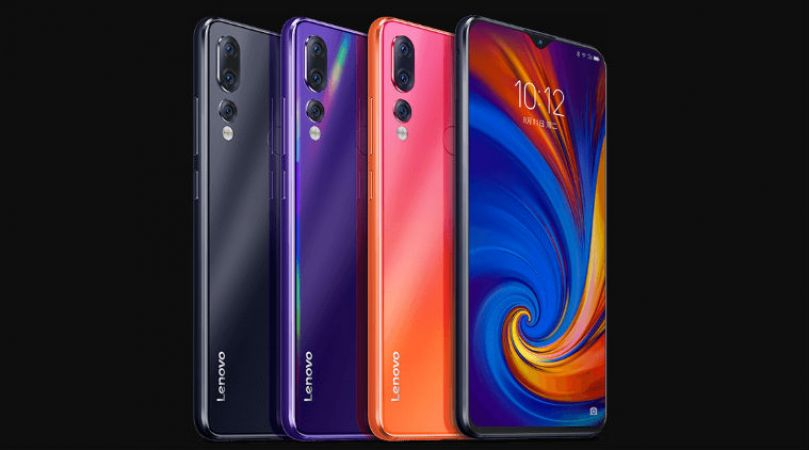 Lenovo lauches much awaiting Triple rear camera smartphone Lenovo Z5s, read specifications and price