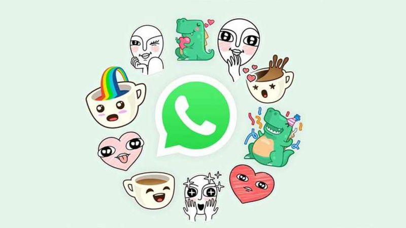 Whatsapp's christmas gift to the users, Now make sticker of your photo, know how