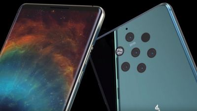 Nokia 9 with Penta-Lens Setup and glass Back Panel will be launched soon, read amazing specifications