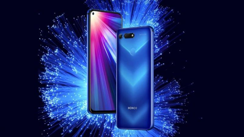 Honor V20 With Display Hole Selfie Camera Design lauched, read specifications, price and other details