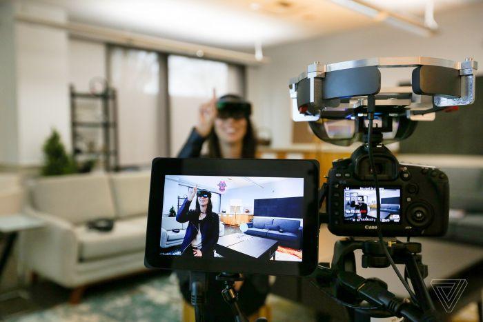 Microsoft revealed a video capture hack for HoloLens