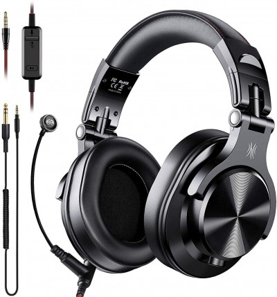 Charming features of OneOdio A71 Over Ear Headphones with Mic
