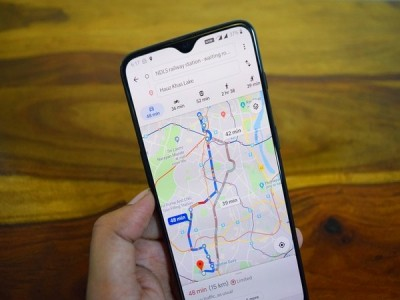 Google Maps rolls out dark mode on Android