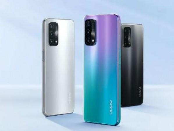 Oppo ने ट्रिपल रियर कैमरा के साथ लॉन्च किया जबरदस्त स्मार्टफोन, जानिए विवरण