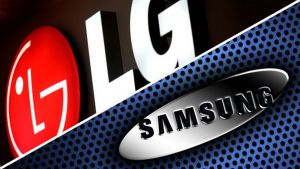 Betting bid started on new 'foldable smartphones' between Samsung and LG