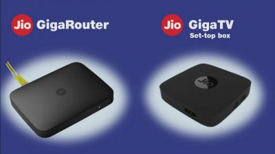 Reliance brings up GigaTV set-top box, with 600+ movie channels and voice control