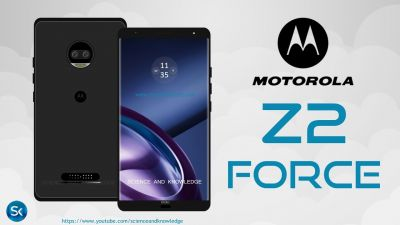 Moto Z2 Force Images Leaked Once Again