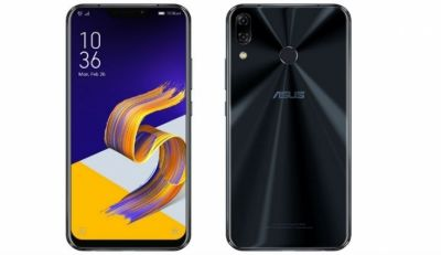 Asus launches Zenfone 5Z smartphone with 8 GM RAM and 256 GB storage