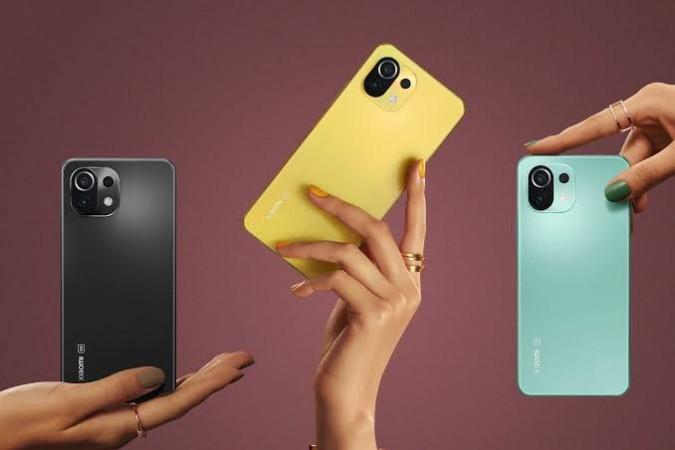 Xiaomi जल्द ही लॉन्च करेगा Mi 11 लाइट 4G इंडिया