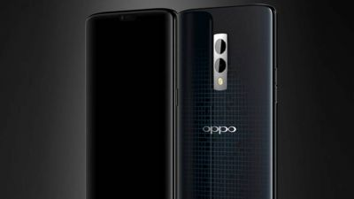 Oppo Find X teaser launched, users can expect the full bazeless screen