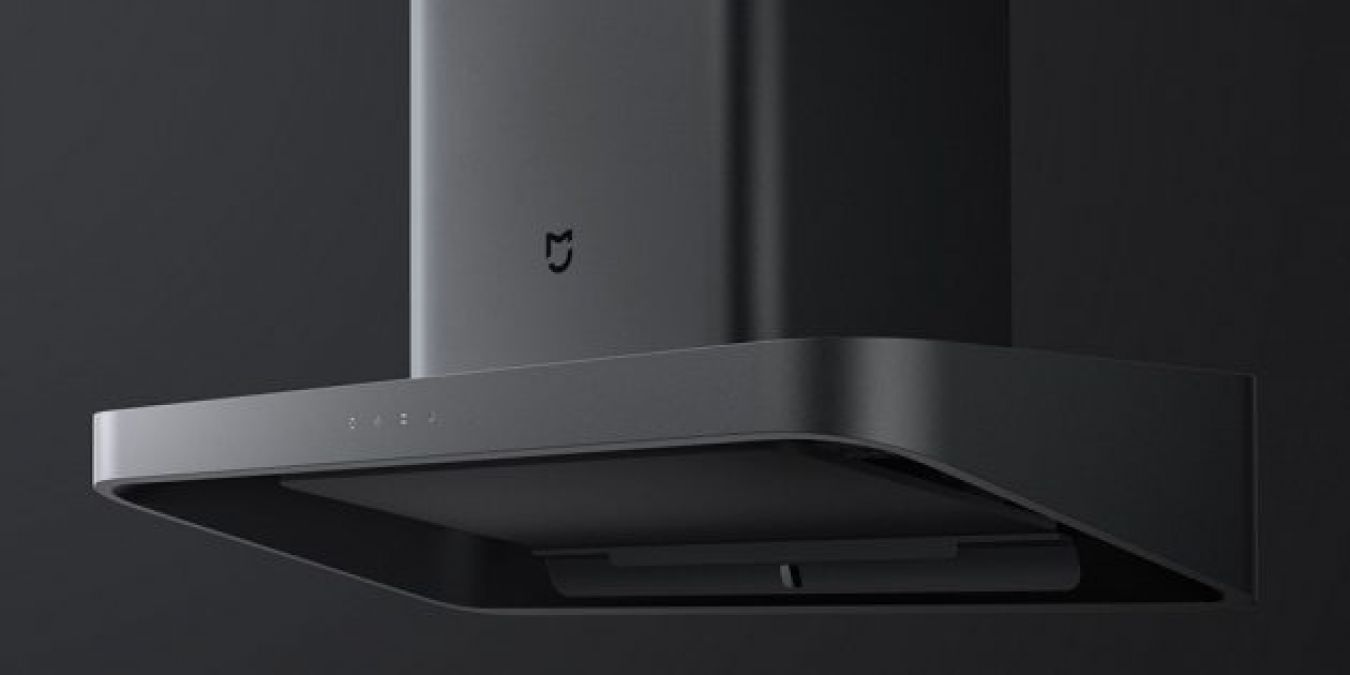 Xiaomi released a smart gas stove and hood that work in pairs