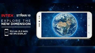 Intex Staari 10 Smartphone Launched