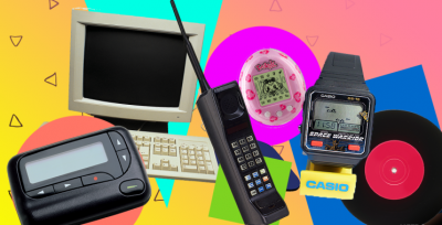 Here are the 6 old Tech Gadgets we before technology took over