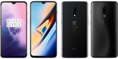The regular OnePlus 7 just leaked and it looks a lot like the OnePlus 6T