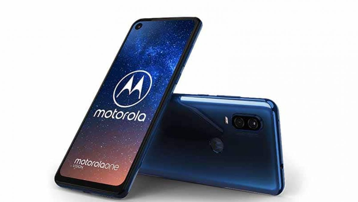 Motorola One Vision received Exynos 9609 chipset