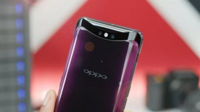 Oppo preparing a simplified version of Oppo Reno with an unusual design