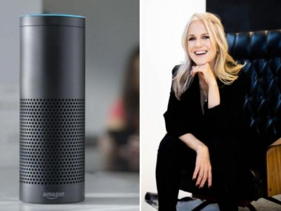 Nina Rolle has been revealed as the voice behind Amazon's popular assistant Alexa