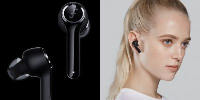Funcl AI - wireless headphones with BT 5.0 and aptX