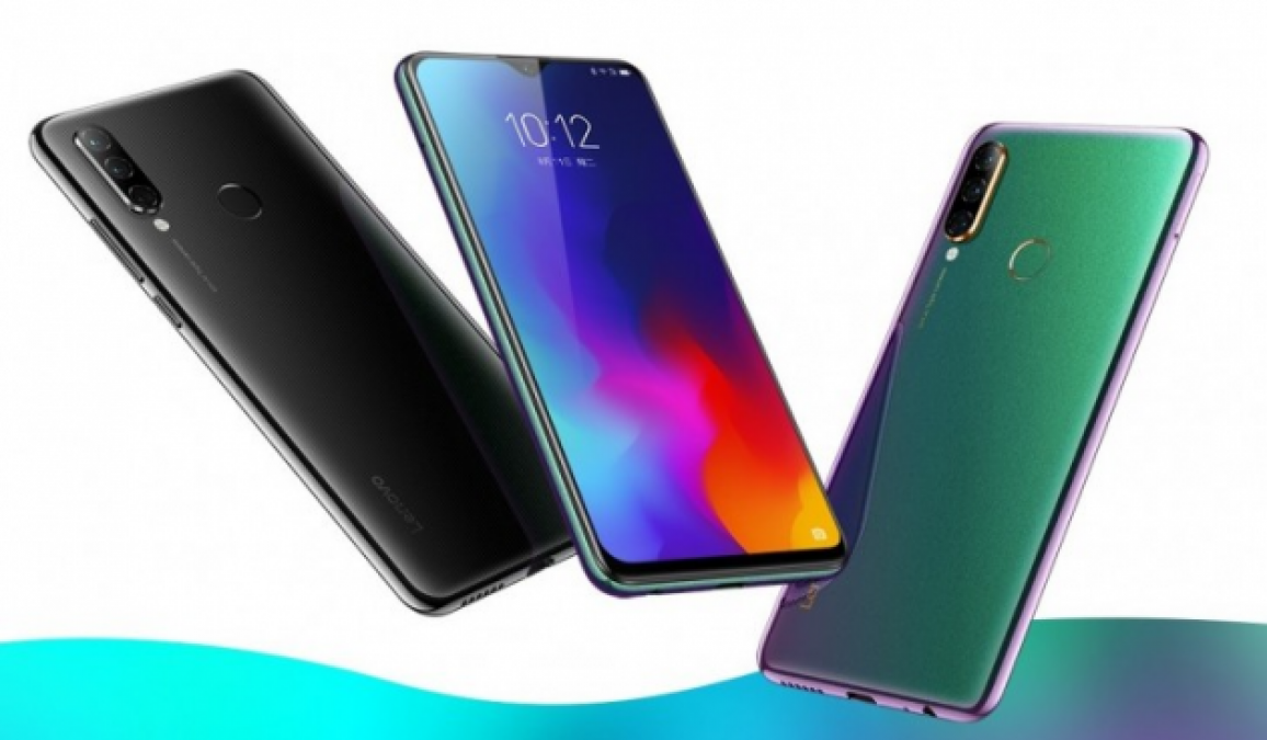 Lenovo Z6 Youth Edition Announced: Price and Features