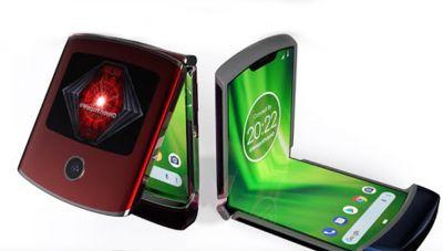 Video render of Motorola RAZR smartphone hit the Internet