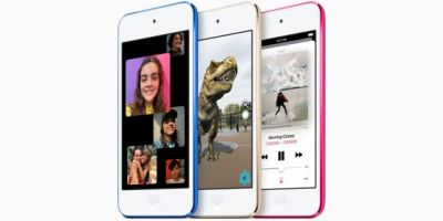 Apple Introduces New iPod Touch Player