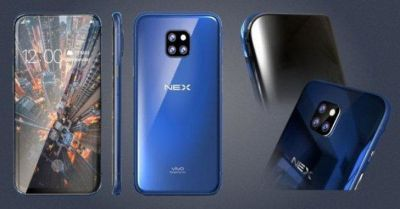 Smartphone Vivo Nex 2 get a removable camera?