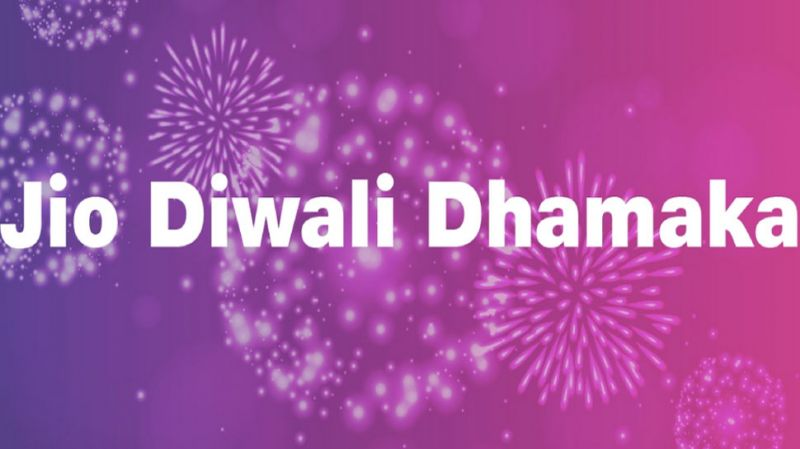 Reliance Jio announces exciting offers under Diwali Dhamaka