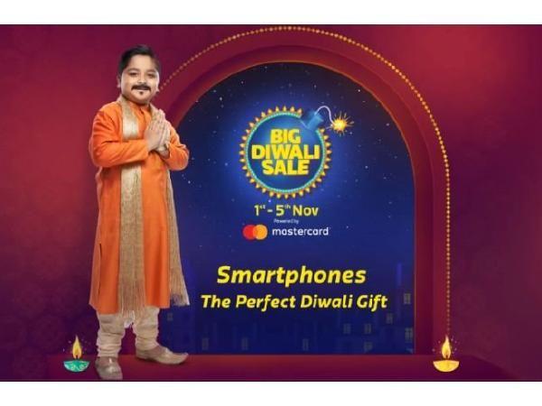 c1f548eaf Flipkart Big Diwali Sale 2018 offers heavy discount on Redmi Note 5 ...