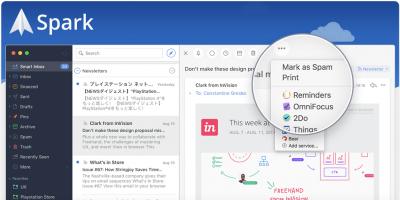 Spark Email  हुआ लॉन्च जानिए, ख़ास फीचर्स